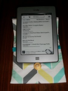 standup kindle case