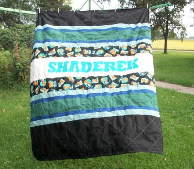 Shadclothesline
