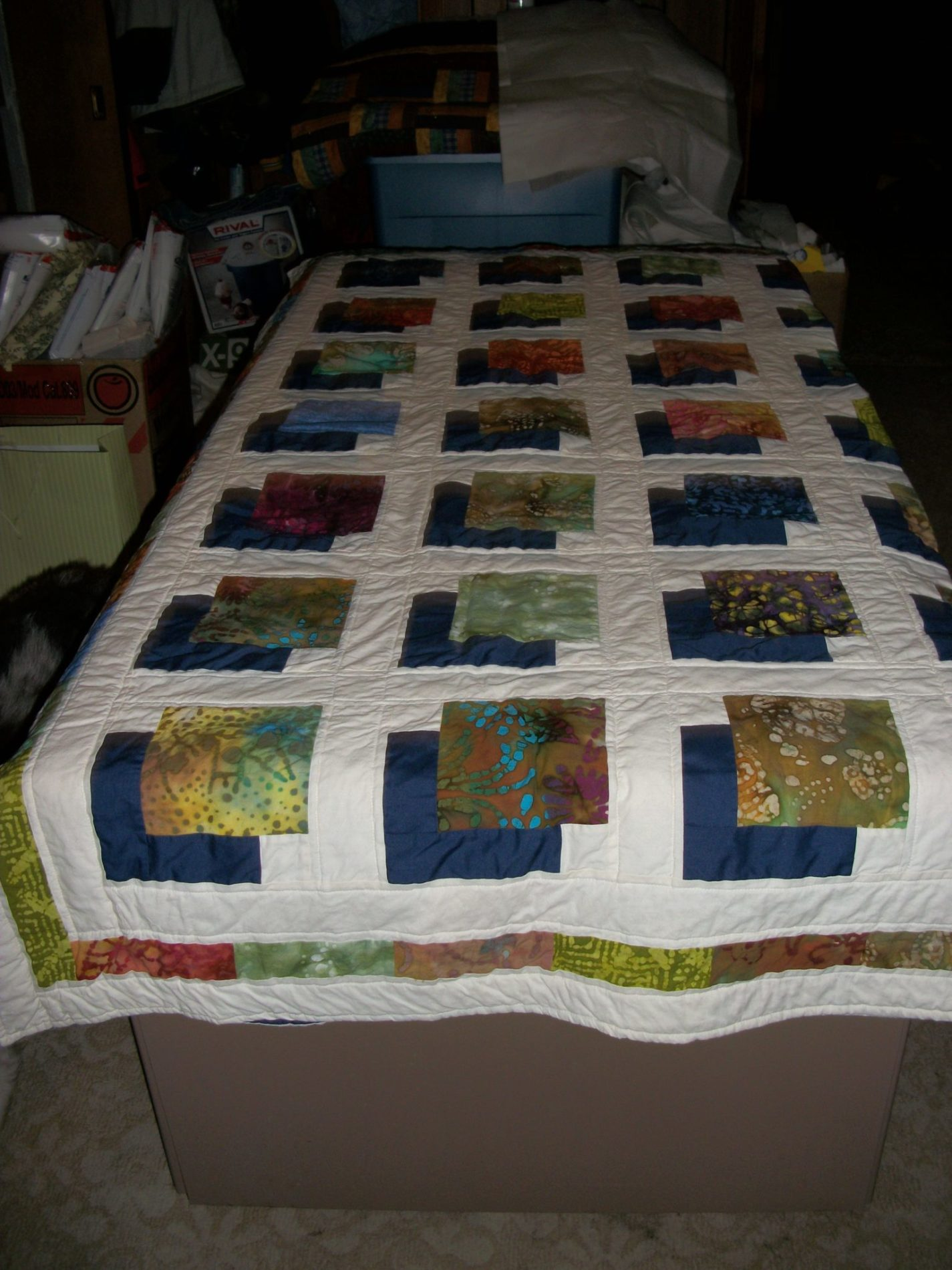 October | 2014 | The Carpenter's Daughter Who Quilts : quilt patterns for 10 inch squares - Adamdwight.com