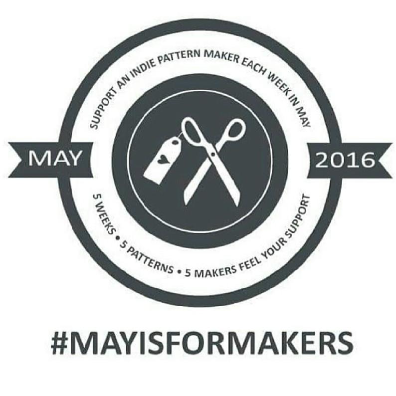 MayisforMakers 2016 logo