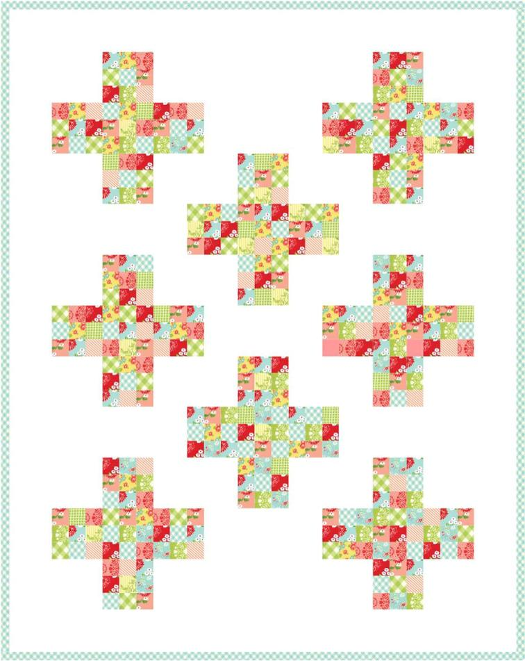 The Carpenter's Daughter Who Quilts | The old adage: Measure